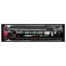 Автомагнитола Digma DCR-380R 1DIN, 4x45Вт, MP3, FM, USB, AUX