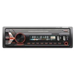 Автомагнитола Digma DCR-390R 1DIN, 4x45Вт, MP3, FM, USB, AUX