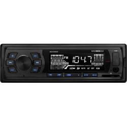 Автомагнитола Soundmax SM-CCR3055F 1DIN 4x45Вт, MP3, FM, SD, USB, AUX