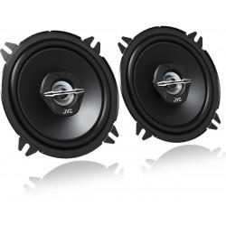 Колонки автомобильные 13см JVC CS-J520X 30/250Вт, 40-22000Гц, 4Ом, 91дБ, коаксиальная АС