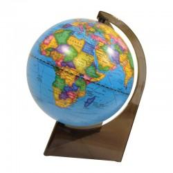 Глобус политический Глобусный мир, 21см, на треугольной подставке 10277