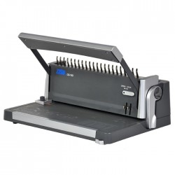 Переплетная машина (брошюратор) DSB CB-180 проб. 18л. сшив. 500л. (4435)