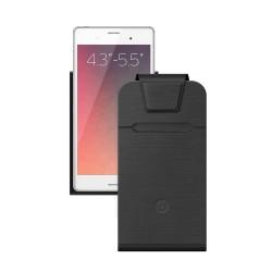 """Флип-кейс для телефонов 4.3""""-5.5"""" Deppa Flip Fold M (87020) черный"""