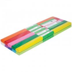 Цветная бумага крепированная Greenwich Line ассорти, набор 10 рулонов (CR25090)