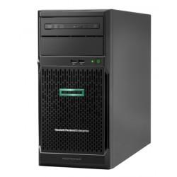 ProLiant ML30 Gen10 E-2124 Hot Plug Tower(4U)/Xeon4C 3.3GHz(8MB)/1x8GBU1D_2666/S100i(ZM/RAID 0/1/10/5)/2x1TB(4)LFF/DVD-RW/iLOstd(no port)/1NHPFan/PCIfan-baffle/2x1GbEth/1x350W(NHP)