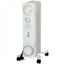 Масляный радиатор Electrolux EOH/M-6105 1000Вт, 14кв.м, 5 секций, регул. темп., термостат