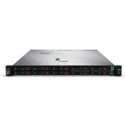 Proliant DL360 Gen10 Silver 4114 Rack(1U)/Xeon10C 2.2GHz(13.75Mb)/1x16GbR2D_2666/P408i-aFBWC(2Gb/RAID 0/1/10/5/50/6/60)/2x300GB_10K(8/10+1up)SFF/noDVD/iLOadv/4x1GbEth/EasyRK/1x500wPlat(2up)