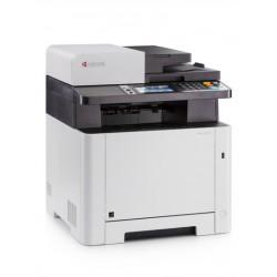 МФУ Kyocera M5526cdn (A4 лазерный цветной принтер/копир/сканер/факс 26стр/м,автоподачик,дуплексUSB2.0)