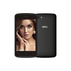 "Смартфон INOI 1 Lite Black 2sim/4""/854*480/4*1.2ГГц/512Mb/4Gb/mSD/2Мп/Bt/WiFi/GPS/And8.0/1000мАч"
