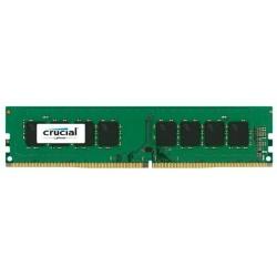 Оперативная память Crucial DIMM DDR4 4Гб(2666МГц, CL19, CT4G4DFS8266)