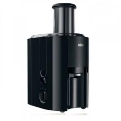 Соковыжималка Braun J300 Multiquick 3 Black центробежная, 800Вт, объем 2л, стакан 1.25л