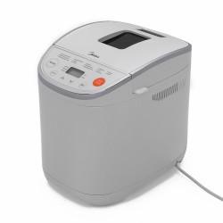 Хлебопечь Midea BM-220Q3-W White (580Вт,вес выпечки 1кг,14 программ)