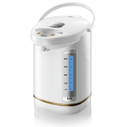 Термопот Midea MP-8101 White 750Вт, 5л, металл/пластик