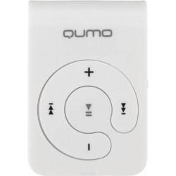 MP3 плеер Qumo HIT! Белый (MP3,WMA,клипса,слот microSD)