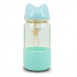 Бутылка для воды Remax RT-CUP27, стекло, 340мЛ, Green