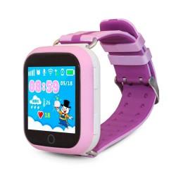 "Смарт-часы Ginzzu GZ-503 Rose 1.54""/IP55/And4.4,iOS7/GPS/WiFi"