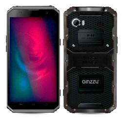 "Смартфон Ginzzu RS97D Black 2sim/6""/1920*1080/8*1.3ГГц/2Gb/16Gb/mSD/13Мп/Bt/WiFi/GPS/And6.0/IP68"