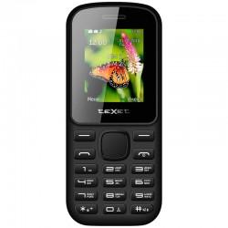 "Сотовый телефон Texet TM-130 Black-Red (2sim/1.77""/128*160/-/microSD/-/Bt/600мАч/фонарик)"