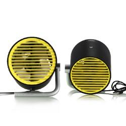 Вентилятор USB Remax USBFan F20 Yellow