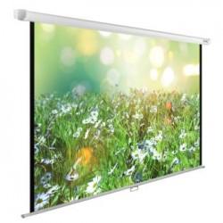 Экран 200x200см настенно-потолочный Cactus CS-PSWE-200x200-WT WallExpert
