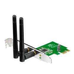 Адаптер WI-FI PCI-E Asus PCE-N15 300 Mbps 802.11n 2 антенны