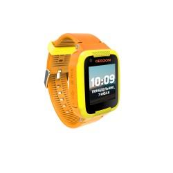 """Смарт-часы GEOZON AIR Orange 1.22""""/IP65/And,iOS/GPS,Wi-Fi/0.3Мп"""