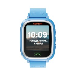 "Смарт-часы GEOZON LITE Blue 1.44""/IP54/And,iOS/GPS"