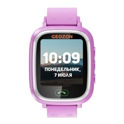 "Смарт-часы GEOZON LITE Pink 1.44""/IP54/And,iOS/GPS"
