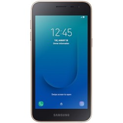 "Смартфон Samsung GalaxyJ2 core SM-J260F Gold 2sim/5""/960*540/4х1.4ГГц/1Gb/8Gb/mSD/8Мп/Bt/WiFi/GPS/"