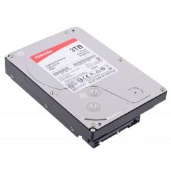 Жесткий диск HDD SATA-III 3,0Tb Toshiba HDWD130UZSVA 7200,64Mb