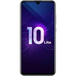 "Смартфон Huawei Honor 10 Lite 64Gb Black 2sim/6.21""/2340*1080/4*1.7+4*2.2ГГц/3Gb/64Gb/mSD/24Мп/Bt/Wi"
