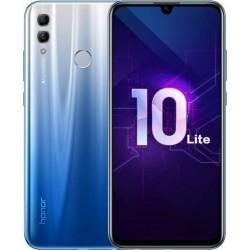 "Смартфон Huawei Honor 10 Lite 32Gb SkyBlue 2sim/6.21""/2340*1080/4*1.7+4*2.2ГГц/3Gb/32Gb/mSD/24Мп/Bt/"