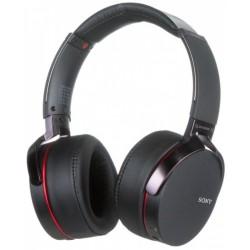 Гарнитура Bluetooth Sony MDR-XB950B1 полноразмерные, 24Ом, 102дБ, Black