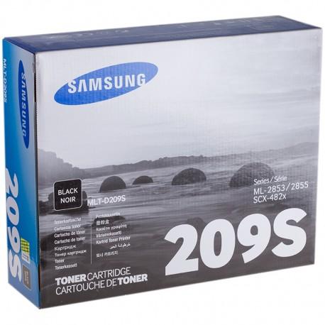 Картридж лазерный Samsung MLT-D209S для SCX 4824 4828 Black (2000 стр)