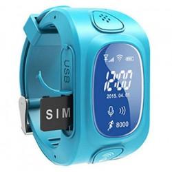 "Смарт-часы Wonlex GPS Kids Watch GW300 Blue 1sim/0.96""/OLED/GPS/WiFi/400mAh"