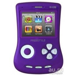 "Игровая консоль EXEQ FreeStyle 2.7"" MP-1002Fx Фиксики Purple"