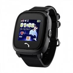 "Смарт-часы Wonlex GPS Kids Watch GW400s Black 1sim/1.22""/LCD/GPS/400mAh"