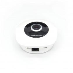 IP видеокамера IIL-HIP308-1,3M- ZY,(куб/куп,микр,динам,SD карта до 64 Гб,Р2Р,Wi-Fi,угол 1800 гр)