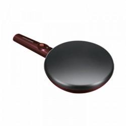Блинница погружная Redmond RSM-1410 Black/red 800Вт, 20см, антипригарное покрытие