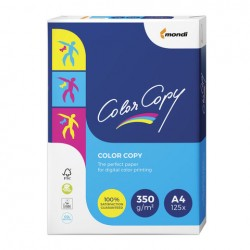 """Бумага A4 """"Color copy"""", 350гр/м., 125л., полноцв. печать"""