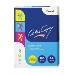 """Бумага A4 """"Color copy"""", 160гр/м, 250л., полноцв. печать"""
