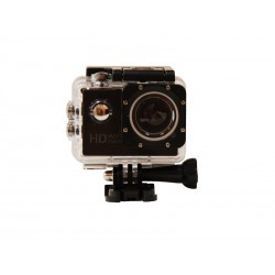 Экшн-камера EL AC-1080W, 12Мп / 8Мп / 5Мп,Micro SD до 32Гб,угол обзора 170°, дисп. 1.5LTPS