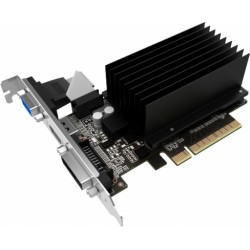 Видеокарта GeForce GT730 Palit 2Гб PA-GT730K-2GD3H GDDR3,64bit,DVI,HDMI,VGA [NEAT7300HD46-2080H] ret