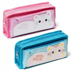"Пенал 1 отделение ""Little Cat"" AL5339"