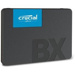 SSD-накопитель 240Гб Crucial BX500 [CT240BX500SSD1] (Silicon Motion SM2258,TLC 3D NAND,540/500 Мб/с)