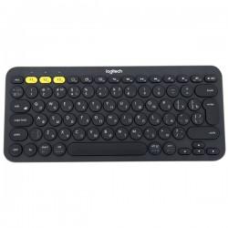 Клавиатура Bluetooth Logitech K380 (920-007584) мембранная, 79 клавиш, радиус до 10м, Dark Grey