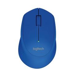 Мышь беспроводная Logitech M280 (910-004290) оптическая, 1000dpi, радиус действия до 10м, Blue