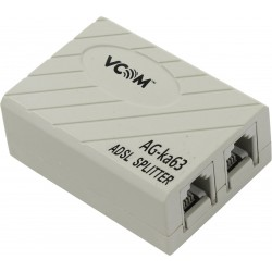 Сплиттер ADSL AG-ka63 (Annex A) VCOM <VTE7703>