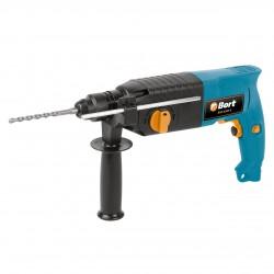 Перфоратор Bort BHD-800N-K 800Вт, 3 реж., 3Дж, 0-1050 об/мин, 0-4850 уд/мин, реверс, SDS-plus, кейс