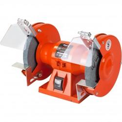 Станок заточной Bort BDM-150 150Вт, 2950 об/мин, круг 150*16мм, посадка 12,7мм